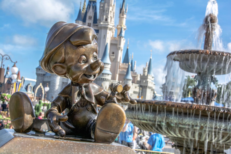 Mikey's Recent Magic Kingdom Photos