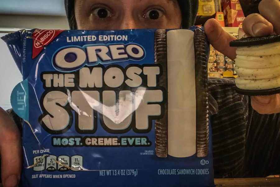 The Most Stuf Oreo